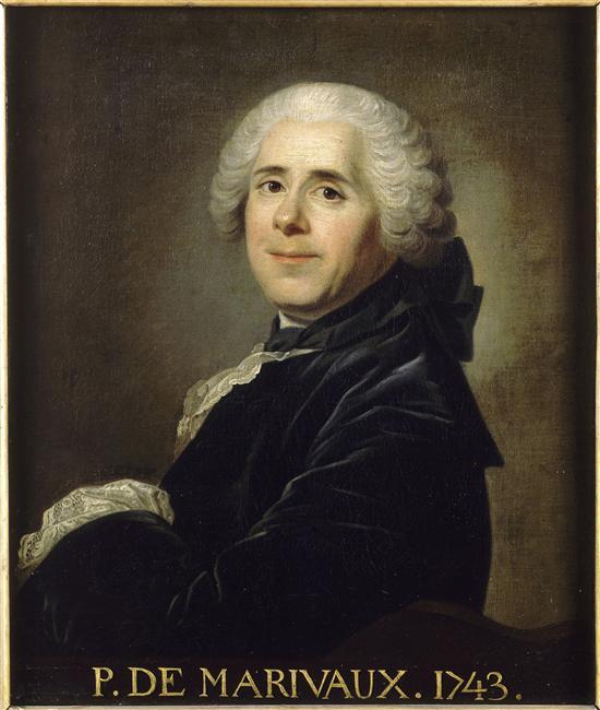 Pierre Carlet de Chamblain de Marivaux, la vie de Marivaux