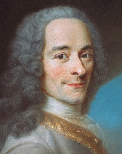 La vie de Voltaire