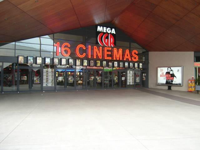 CGR Cinemas