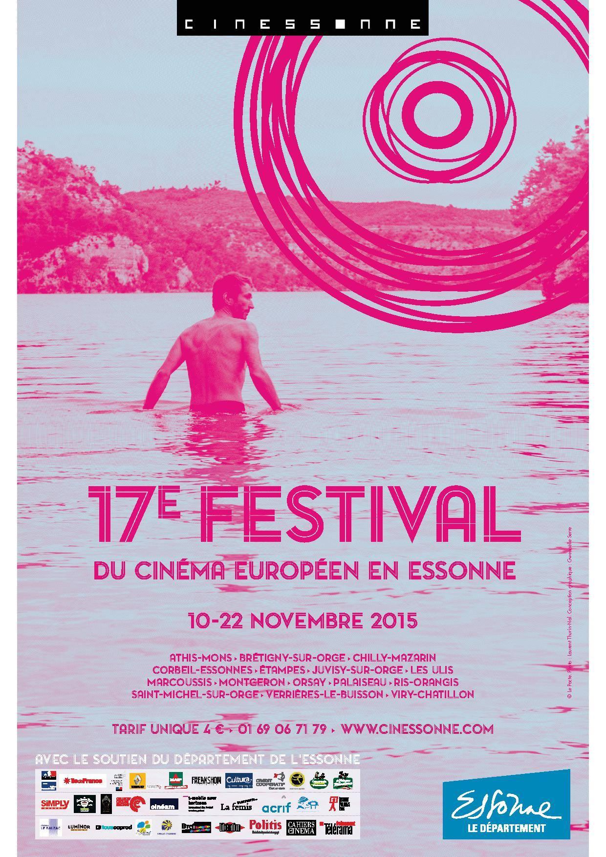 Le Festival du cinema europeen en Essonne