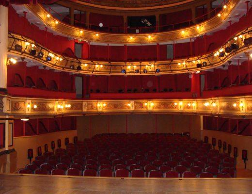 La Salle Lino Ventura a Athis-Mons presente Sophie Forte