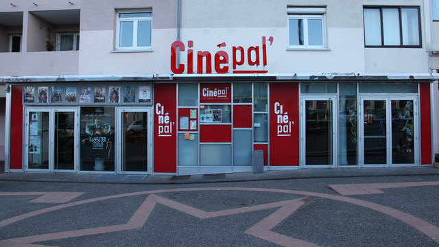 Decouvrez le Cinepal de Palaiseau
