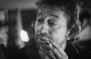 Serge Gainsbourg père de Charlotte Gainsbourg