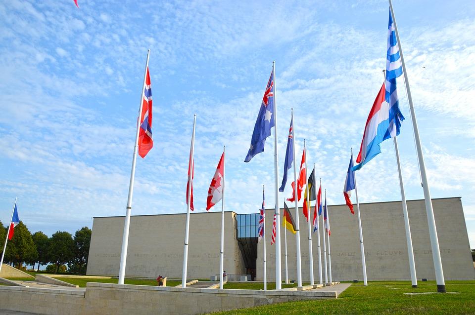 Le Mémorial de Normandie