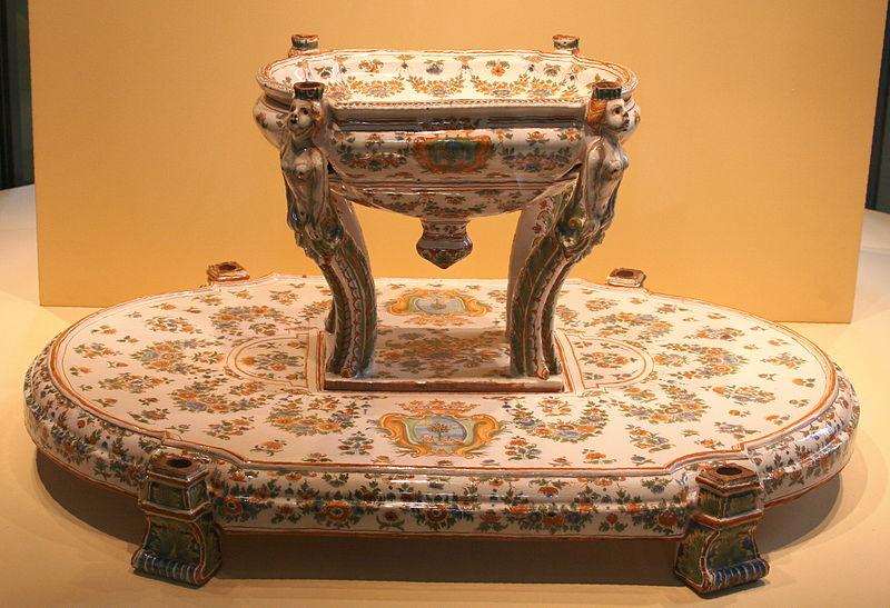 Le Musée Départemental de la Faïence et des Arts de la table