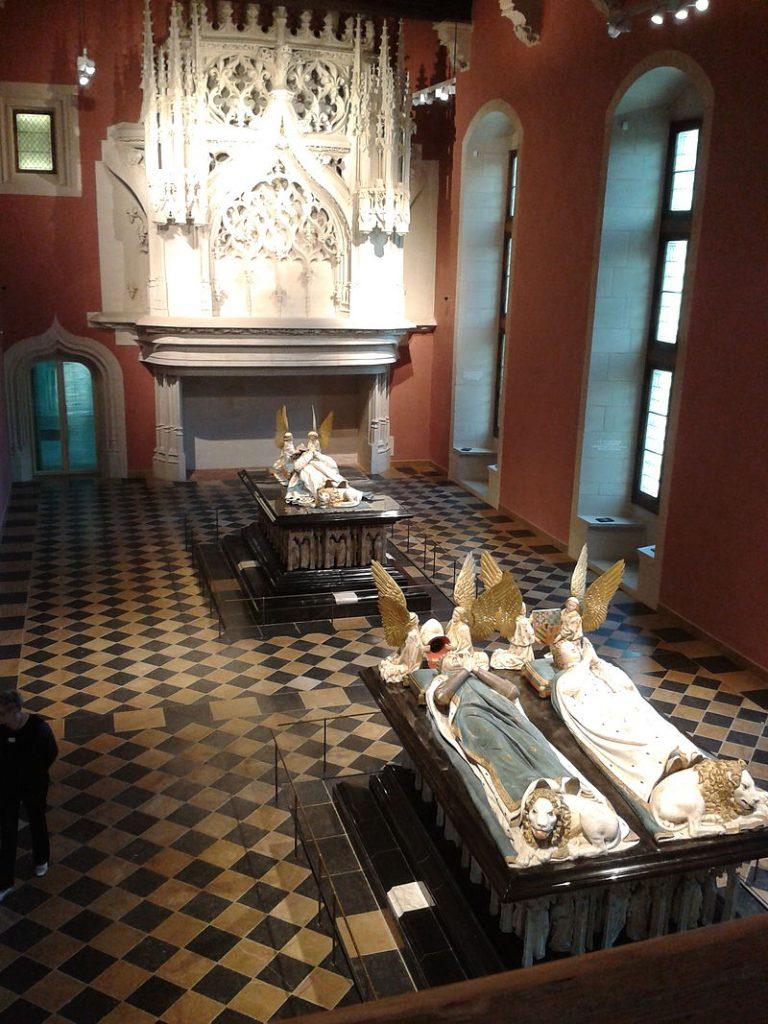 Le musée des Beaux-arts de Dijon à Dijon