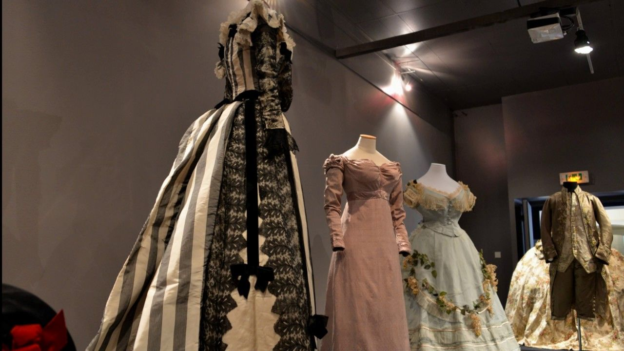 Le musée du costume à Château-chinon