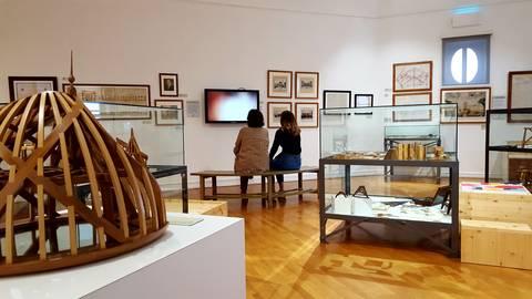 Le musée départemental de Compagnonnage à Romanèche-Thorins