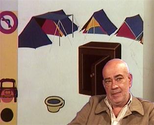Hervé Télémaque le peintre