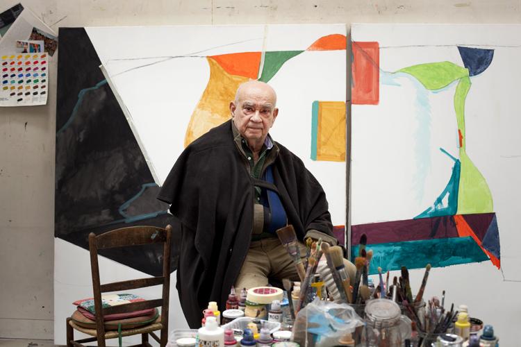 l'artiste peintre Hervé Télémaque et ses oeuvres