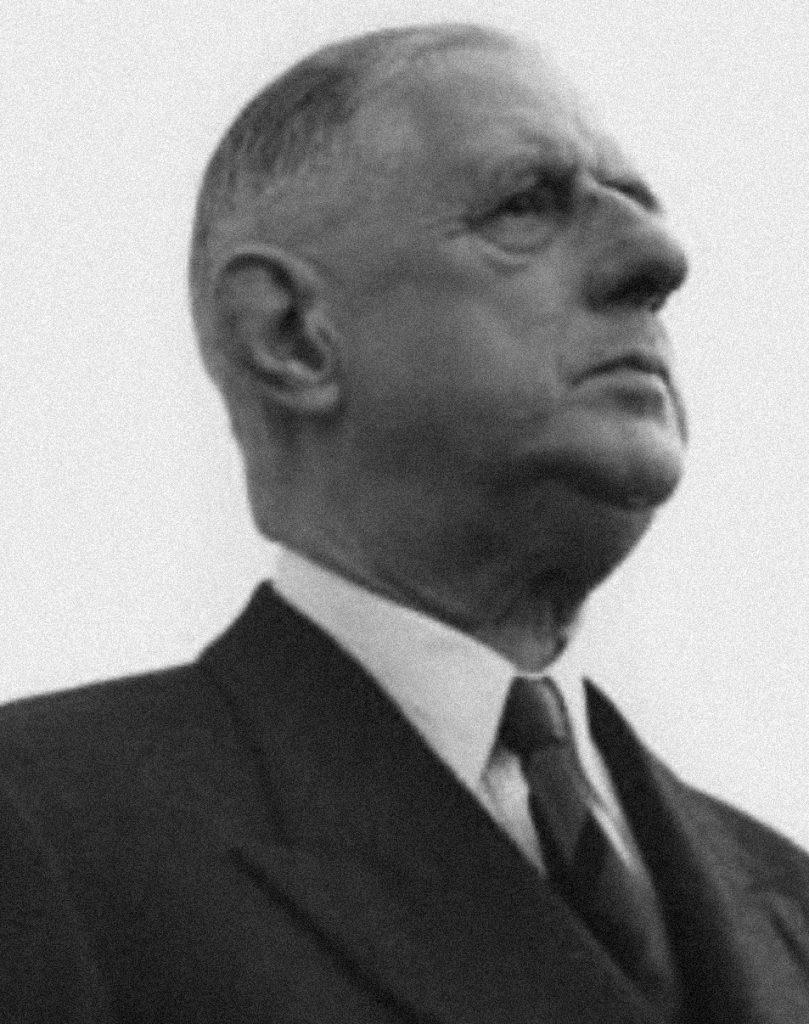 Charles de Gaulle : un bel hommage par la Ville de Paris