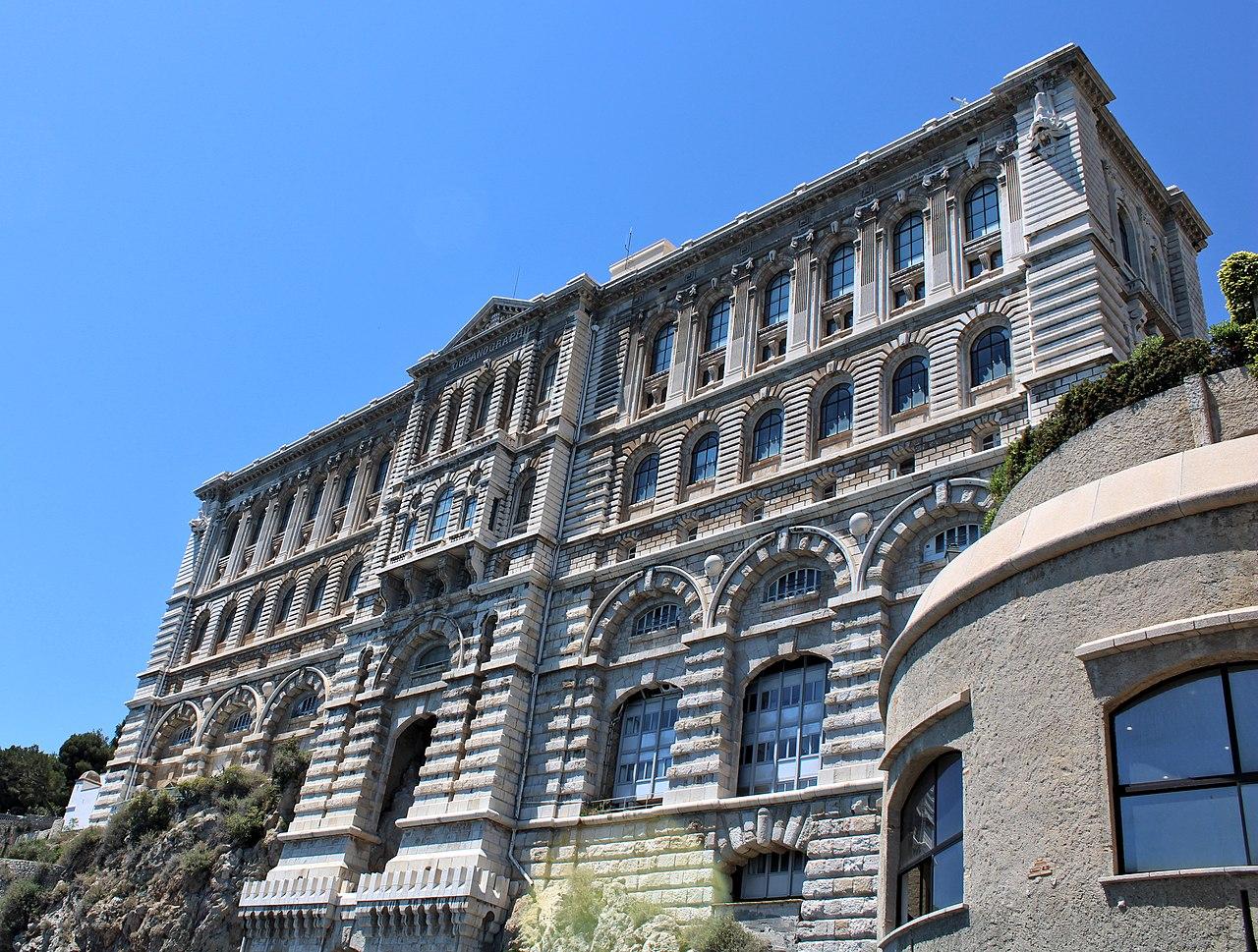 Le Musée Océanographique de Monaco, musée à visiter en région PACA